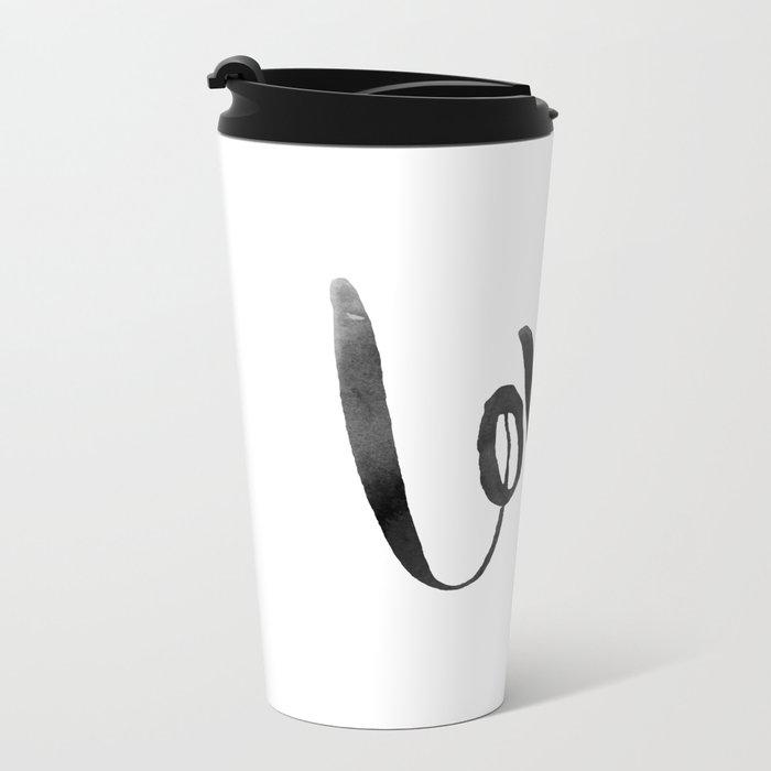 Love Metal Travel Mug