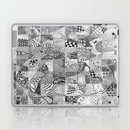 Doodling Together #1 Laptop & iPad Skin