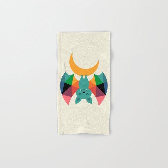 Moon Child Hand & Bath Towel