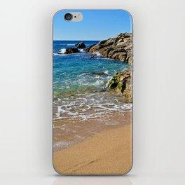 Seascape Costa Brava iPhone Skin