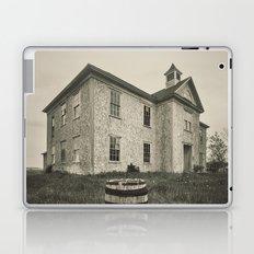 Acadian School House Laptop & iPad Skin