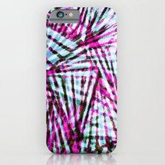 Pink Tiger Stripes Slim Case iPhone 6s