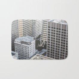 Skyscrapers in San Francisco Bath Mat