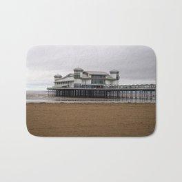 Weston-Super-Mare Grand Pier Bath Mat