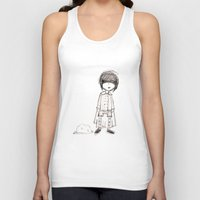 prince Tank Tops featuring Prince by Volkan Dalyan