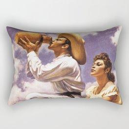 ALMUERZO CAMPESTRE Rectangular Pillow