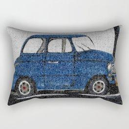 Cuba Car Rectangular Pillow