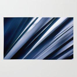 Blue Straws 1 Rug