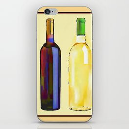 Let's Have Some Wine iPhone Skin
