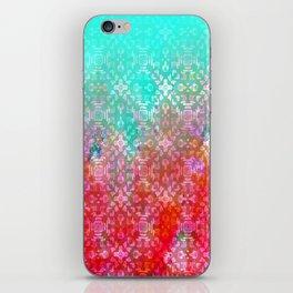 Blushing Tribal  iPhone Skin
