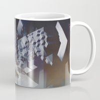 san francisco Mugs featuring San Francisco by Subcon