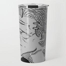 Karloff's Monster Travel Mug