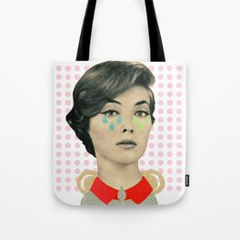 for your information there's an inflammation in my tear gland Tote Bag