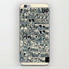Three Degrees iPhone & iPod Skin