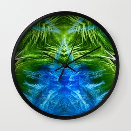 Insectile Energy Wall Clock