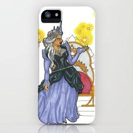 The Queen iPhone Case
