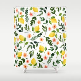 Lemon Grove Duschvorhang