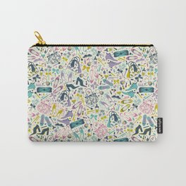 Heels and Handbags (sweet) Carry-All Pouch