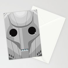 Cyberman - Doctor Who Stationery Cards