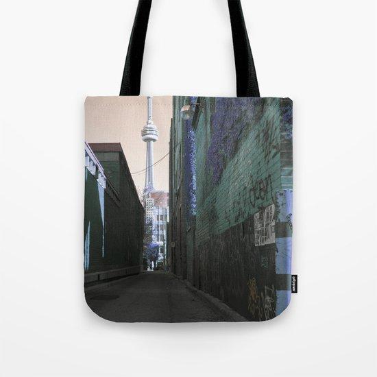 shining spire... Tote Bag