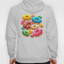 Donuts Party Time Hoody