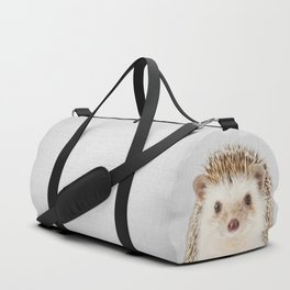 Hedgehog - Colorful Duffle Bag