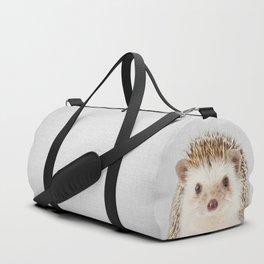 Hedgehog - Colorful Duffle Bag