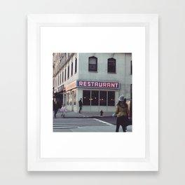 Monk's Framed Art Print
