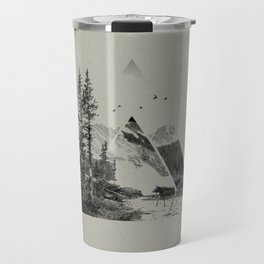 Natural Shapes Travel Mug