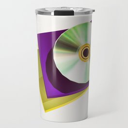 Lo-Fi goes 3D - The Compact Disc Travel Mug