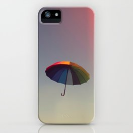 Come, Fly With Me iPhone Case