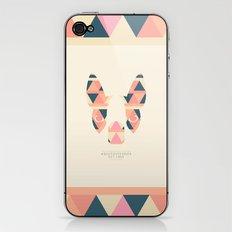 Boston Terrier: Triangles. iPhone & iPod Skin