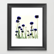 FLOWER 026 Framed Art Print