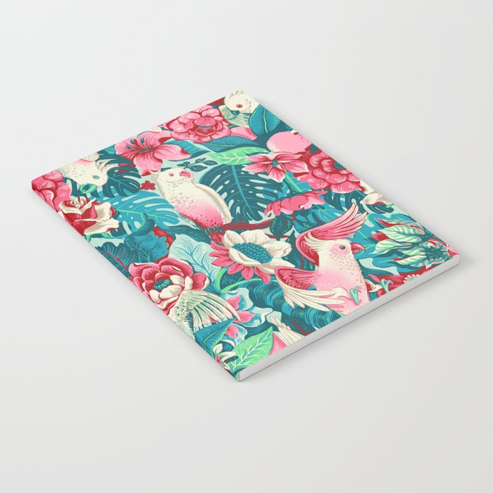 Florida Tapestry - daytime version Notebook