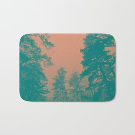 Trees & Mist Bath Mat
