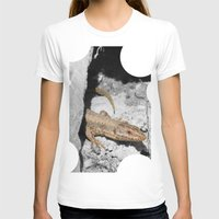 lizard T-shirts featuring Lizard by Anja Kidrič AdAk