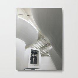 Comme des Garçon exhibit Metal Print