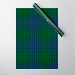 Montgomery Tartan Wrapping Paper