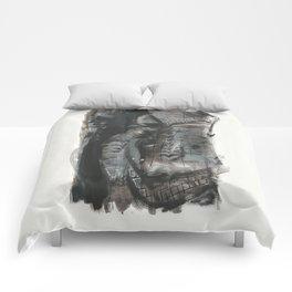 Black fantasy Comforters