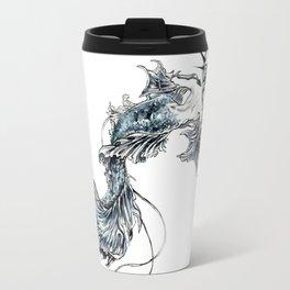 Mermaid Riot Travel Mug