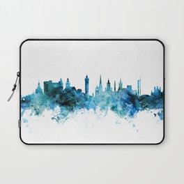 Glasgow Scotland Skyline Laptop Sleeve