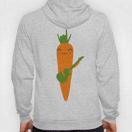 ROCK AND ROLL CARROT Hoody