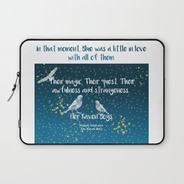 In that moment... Laptop Sleeve