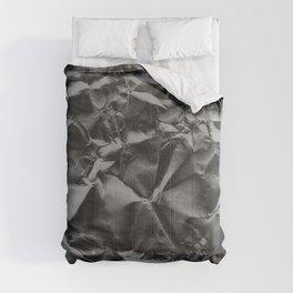 Crumpled Paper 04 Comforters