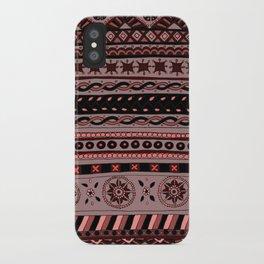 Yzor pattern 005 02 iPhone Case