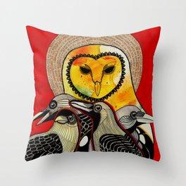 Kuslar Throw Pillow