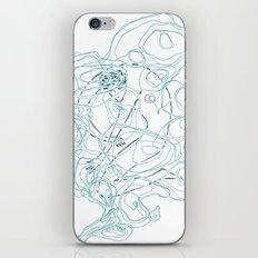 Drowning iPhone & iPod Skin