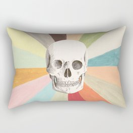 Skull is Cool Rectangular Pillow