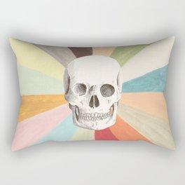 Skull is Cool Rectangular Pillow