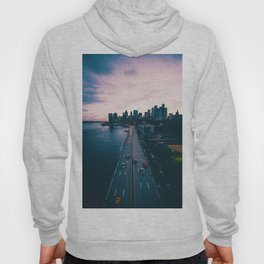 Sunset New York City (Color) Hoody